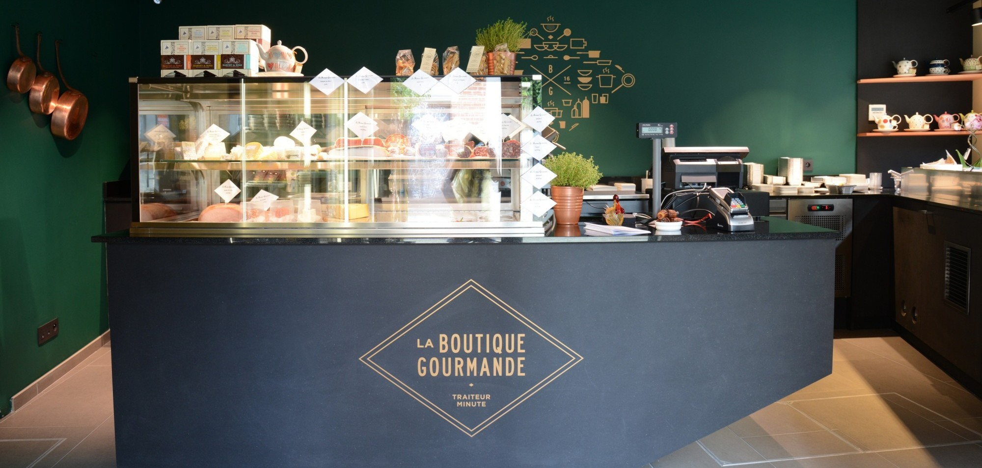 La Boutique Gourmande Huy