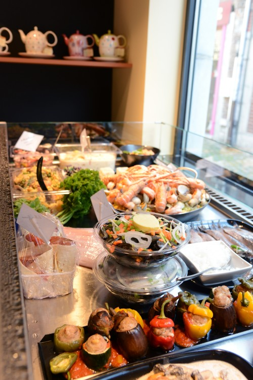 La Boutique Gourmande Huy - Traiteur minute - Plat à emporter