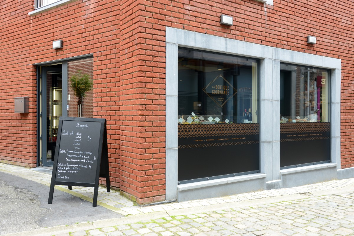 La Boutique Gourmande à Huy - Traiteur minute